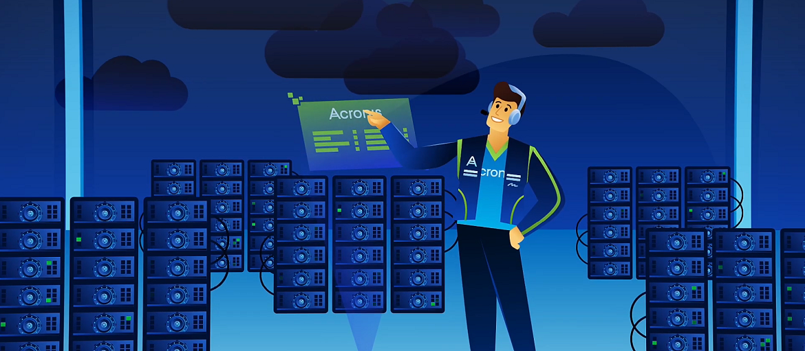 Acronis Cyber Backup for Business, Acronis Partner/Reseller in Jeddah, Saudi Arabia Reseller