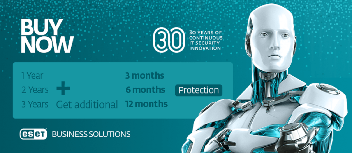 ESET's End of the Year Promotion in Jeddah, Saudi Arabia